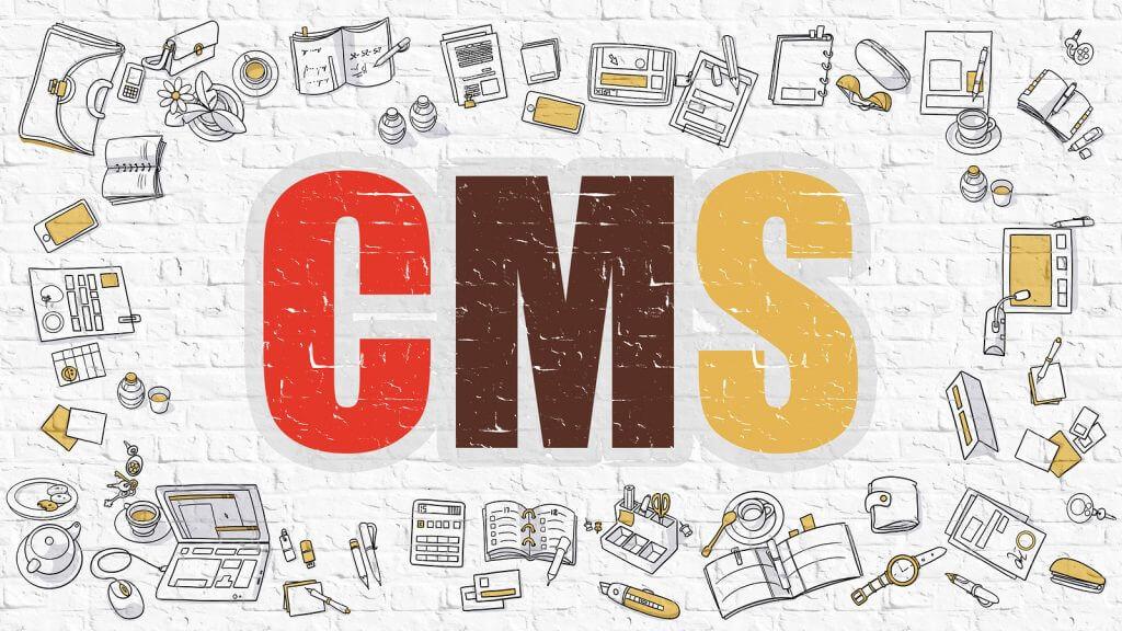 cms image - content management system