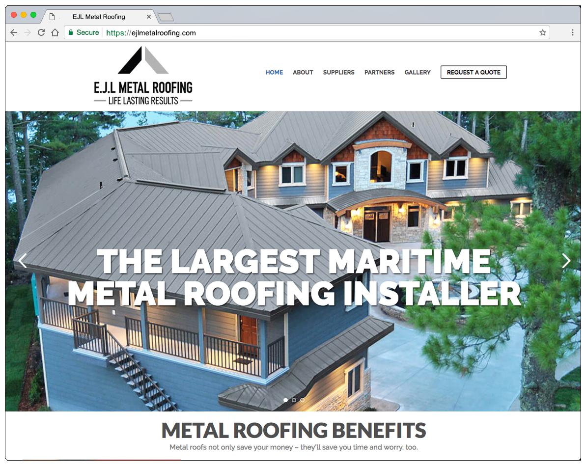 EJL-Website-Screenshot