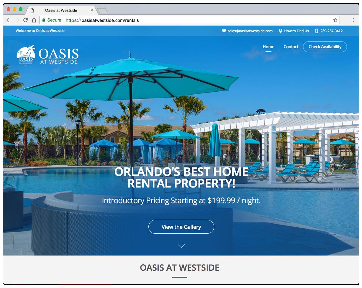 Oasis-Website-Screenshot